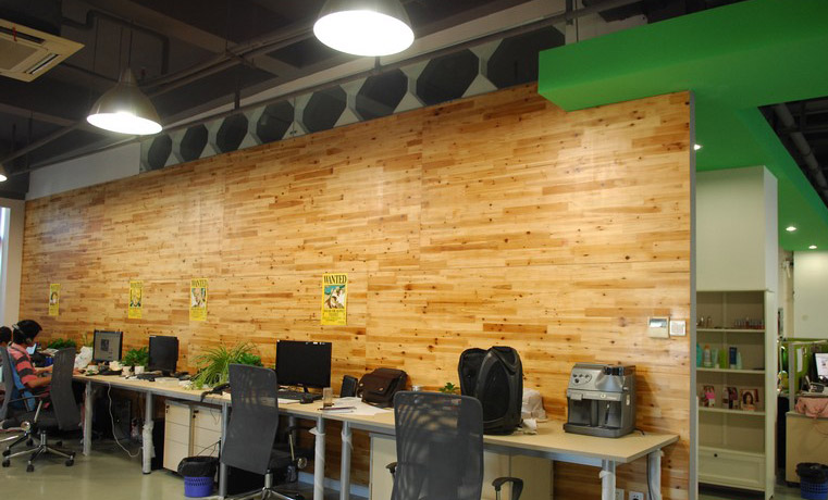 北京广告公司办公室装修设计