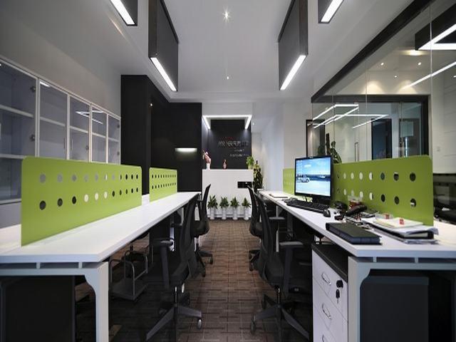 200平米办公室装修设计案例